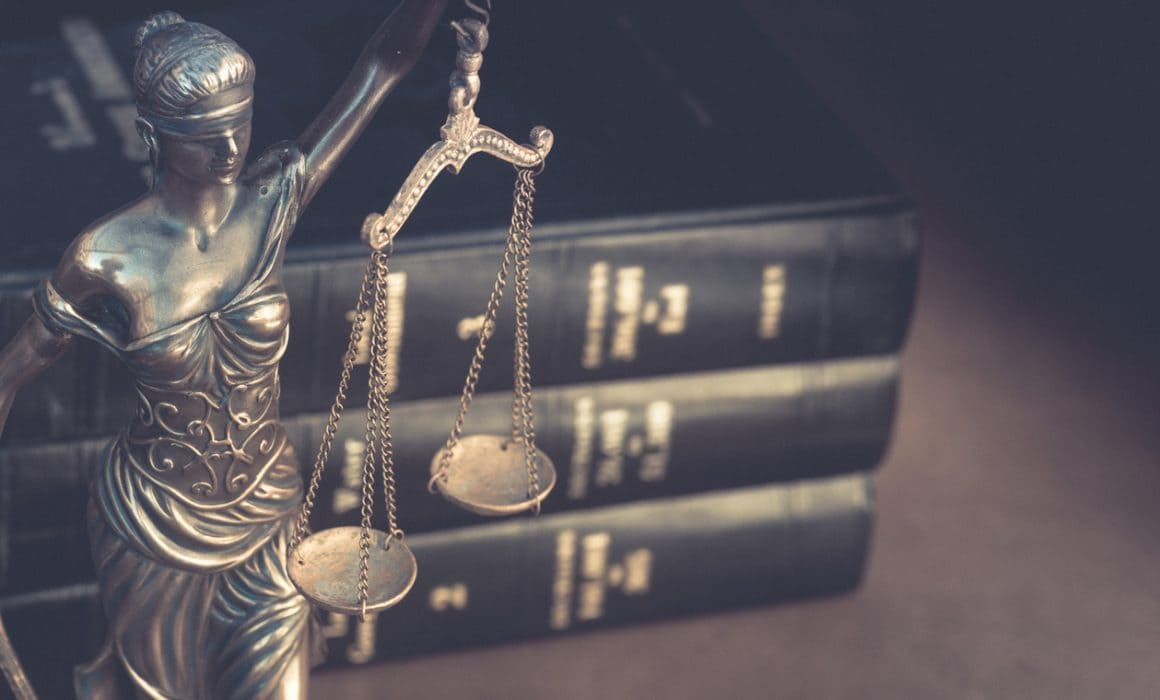 Image of legal law concept